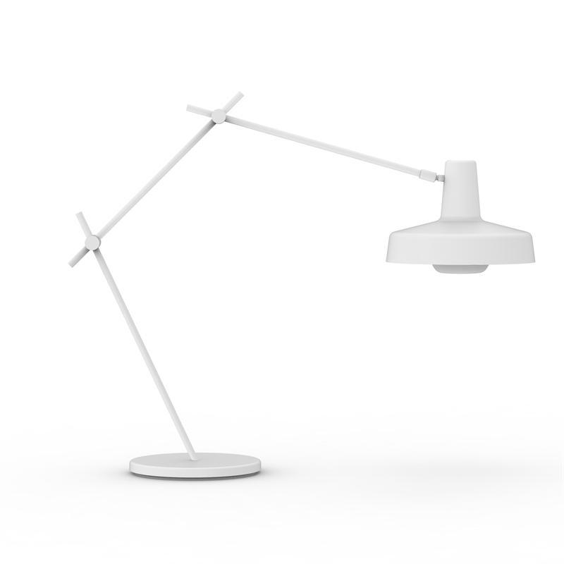 Arigato bordlampe hvid