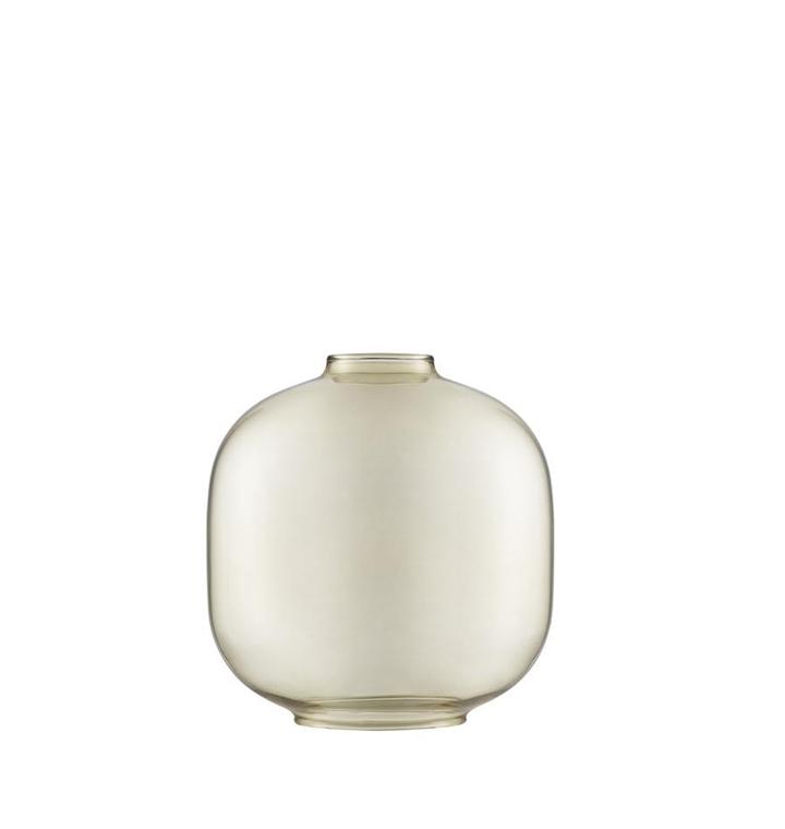 Erstatningsglas til Amp pendel - Lille, Guld