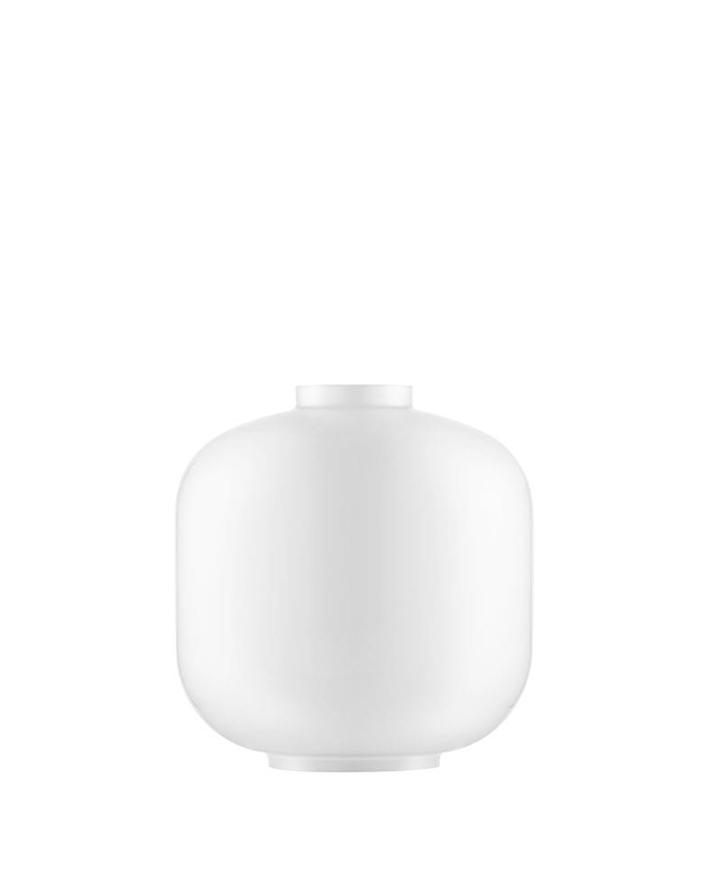 Erstatningsglas til Amp pendel - Lille, Hvid