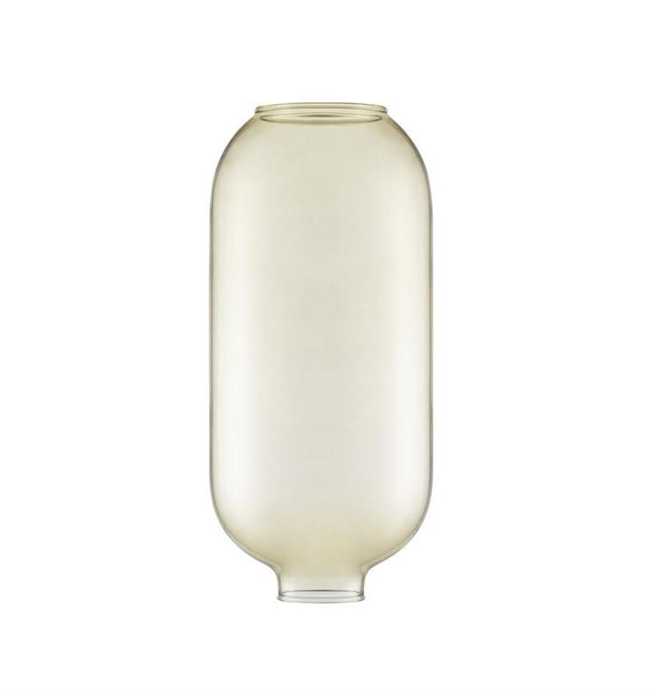 Erstatningsglas til Amp pendel - Stor, Guld