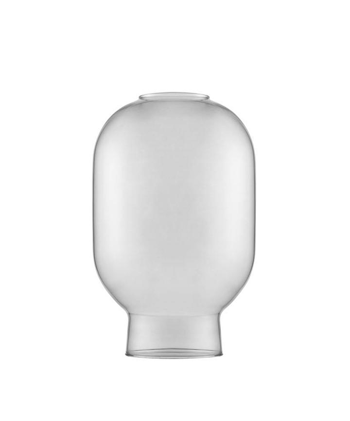 Erstatningsglas til Amp bordlampe, Smoke