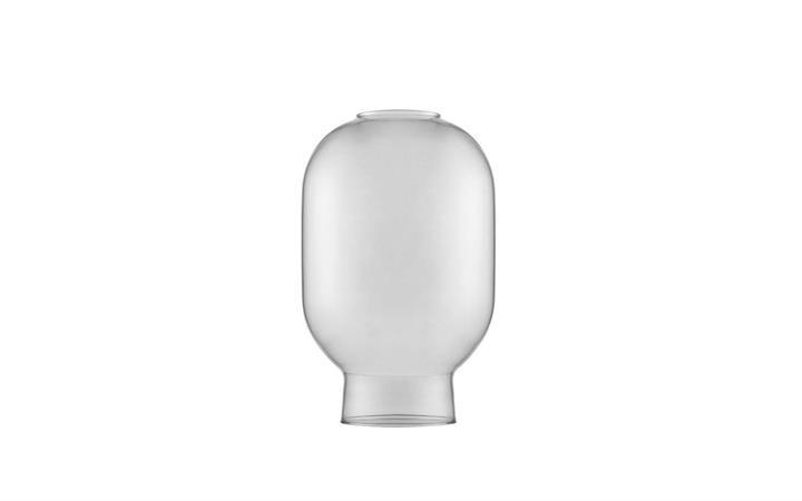 Erstatningsglas til Amp Lysekrone, Sort