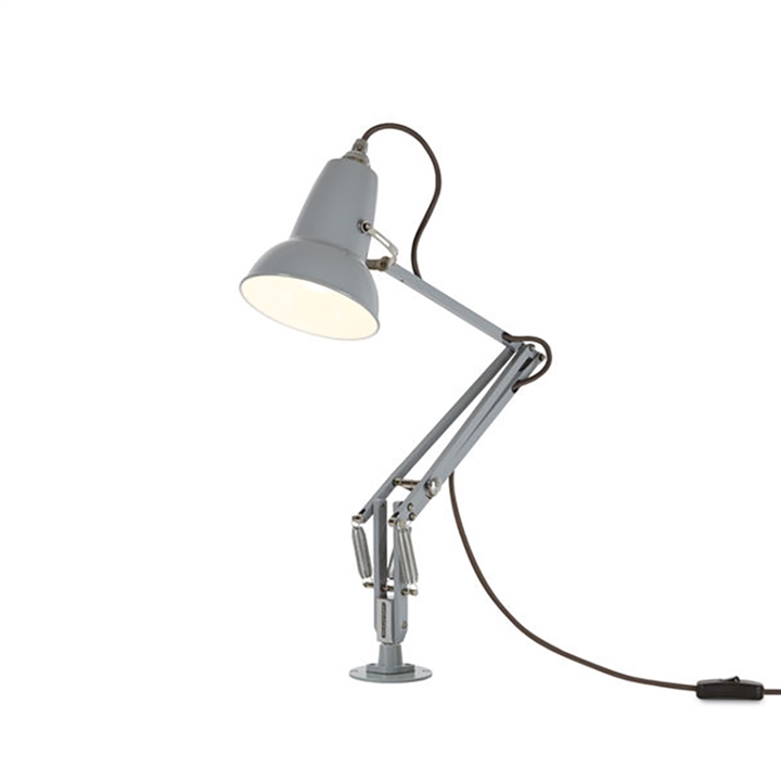 Original 1227 Mini lampe m/indsats, grå