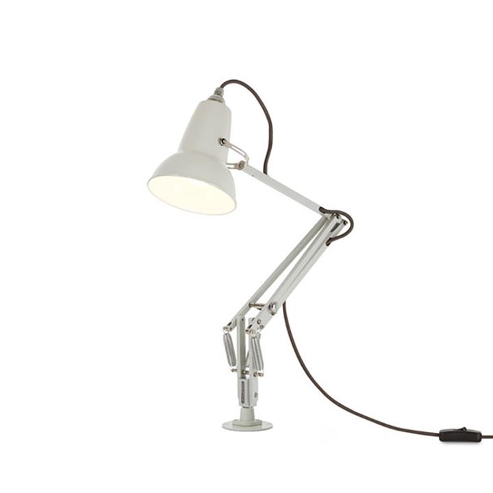 Original 1227 Mini lampe m/indsats, hvid