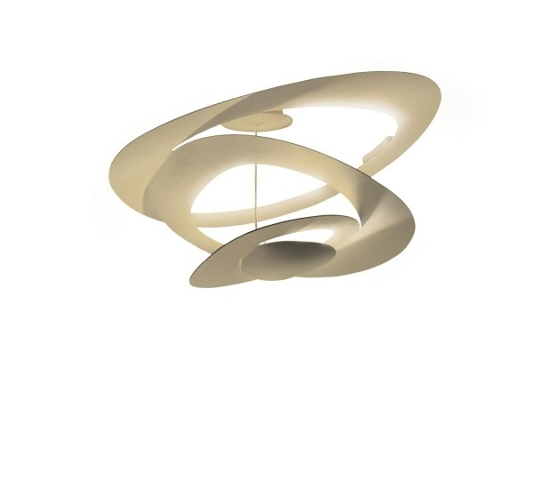 Pirce LED Loftlampe Mini, guld