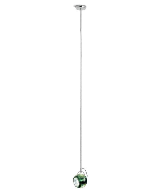 Beluga pendel, grøn