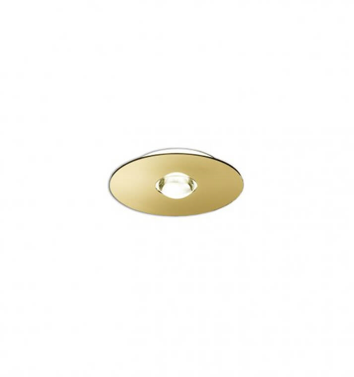 Billede af Studio Italia Design, Bugia PL1 Loftlampe, Guld