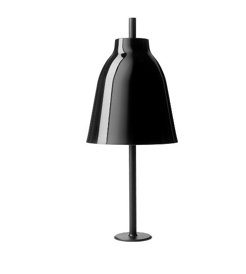 Udstillingslampe: Caravaggio Plug In, sort