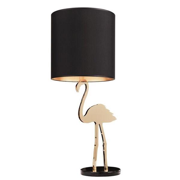 Crazy flamingo bordlampe / gulvlampe