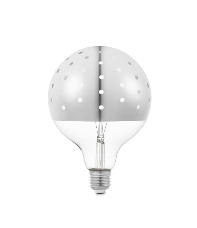 Dot Bulb, Pære, Silver
