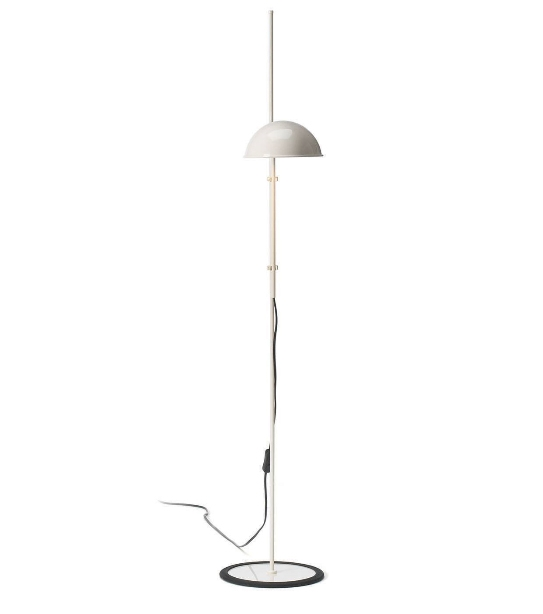 Funiculi gulvlampe, off-white