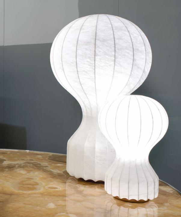 Gatto bordlampe, flere størrelser