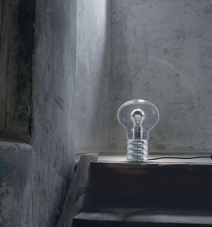 Bulb bordlampe