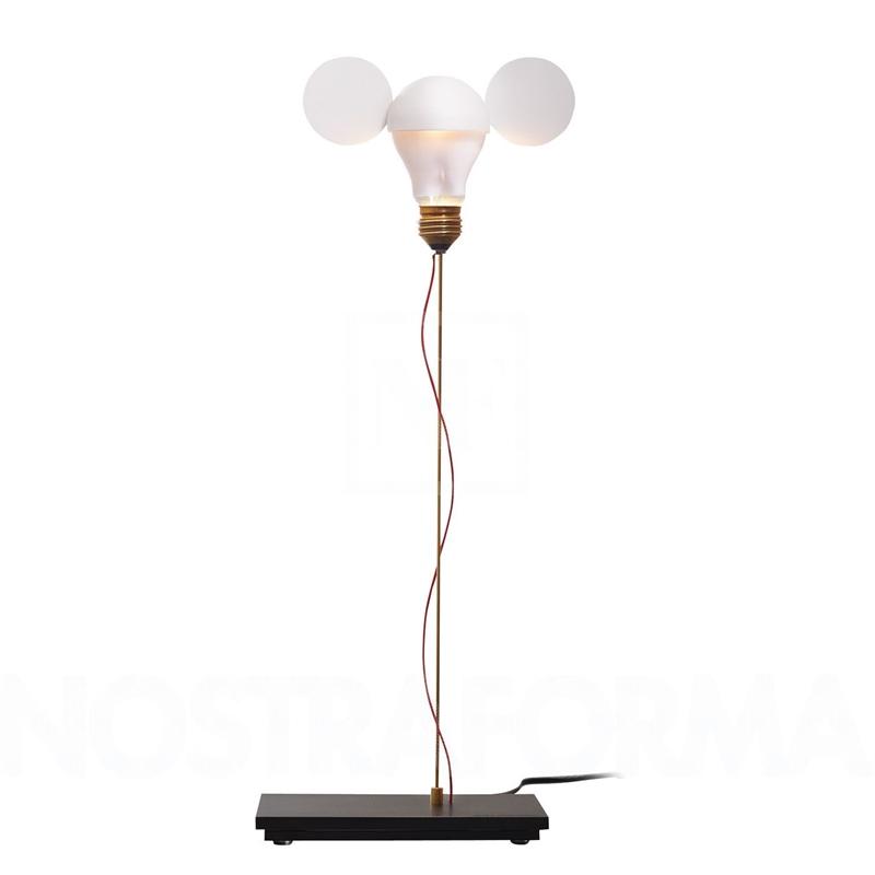 Ricchi Poveri Toto bordlampe, hvid