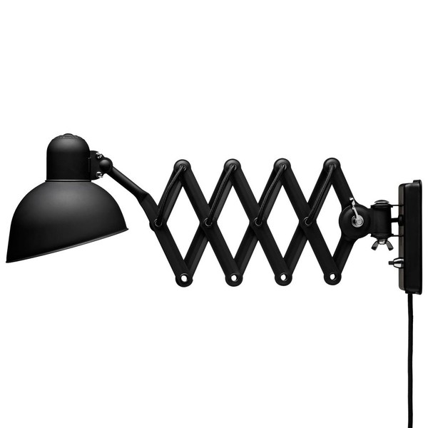 6718-w væglampe, matsort