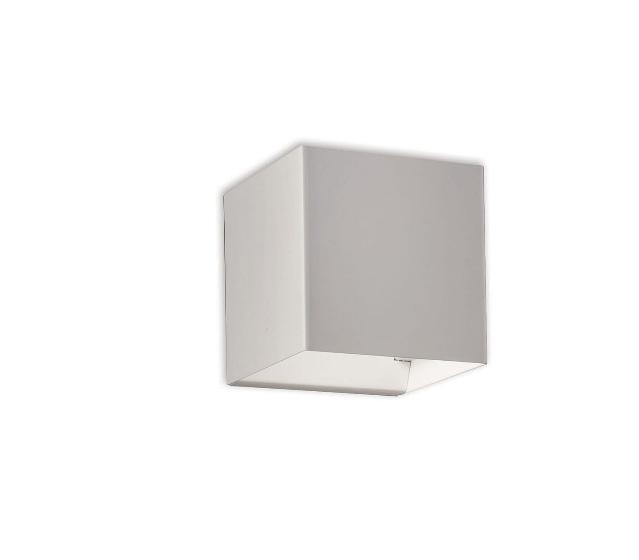 Laser ap9 væglampe, hvid