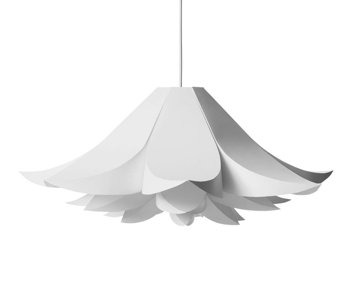 Norm 06 pendel - Medium, Hvid
