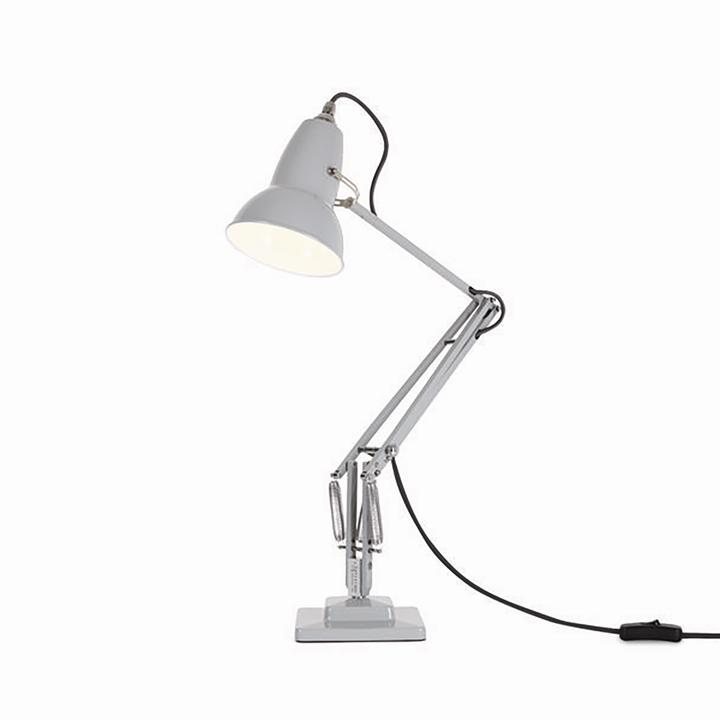 Original 1227 bordlampe, grå