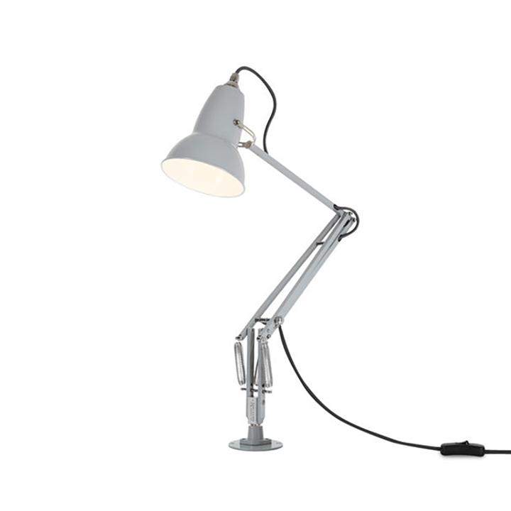 Original 1227 lampe m/indsats, grå