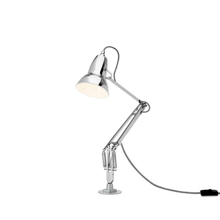 Original 1227 lampe m/indsats, krom