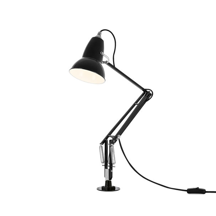 Original 1227 lampe m/indsats, sort
