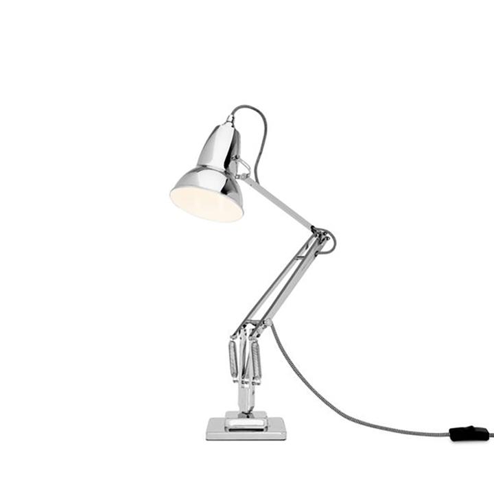 Original 1227 bordlampe, krom