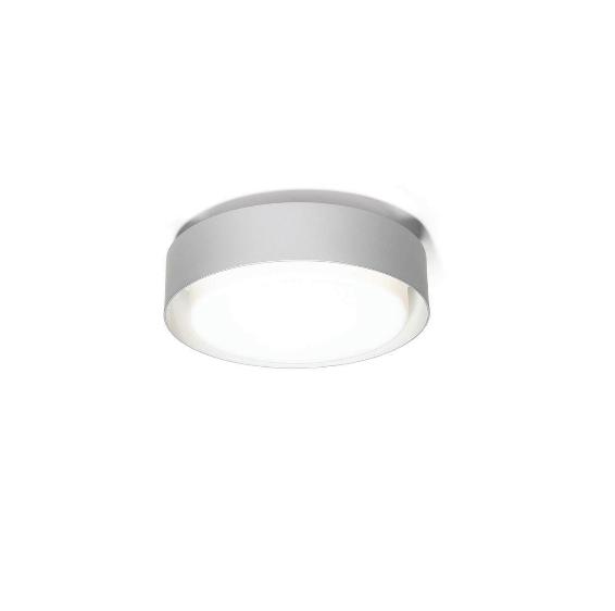Plaff-on! væglampe, ø20 sølvgrå