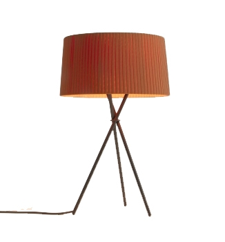 Tripode m3 bordlampe, flere farver