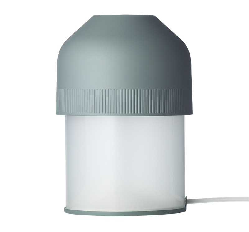 Udstillingslampe: Volume LED bordlampe, Evergreen