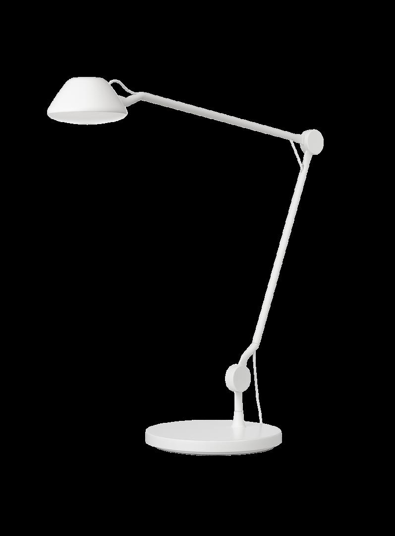 AQ01 bordlampe, hvid