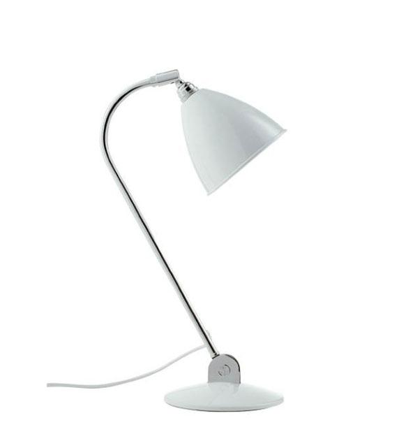 Bestlite bl2 bordlampe, hvid