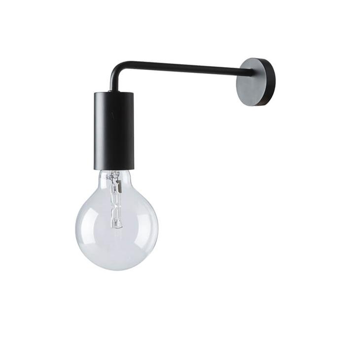 Cool Væglampe, Mat sort