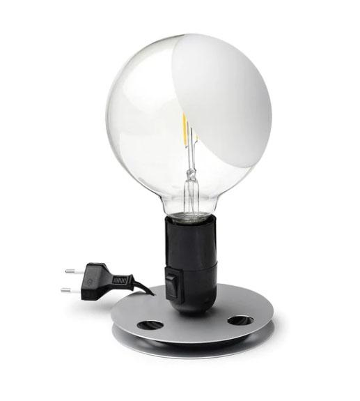 Lampadina Bordlampe, sort