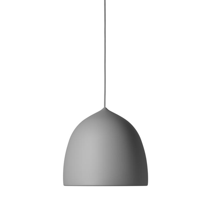 Suspence pendel P1.5 Ø320, grå