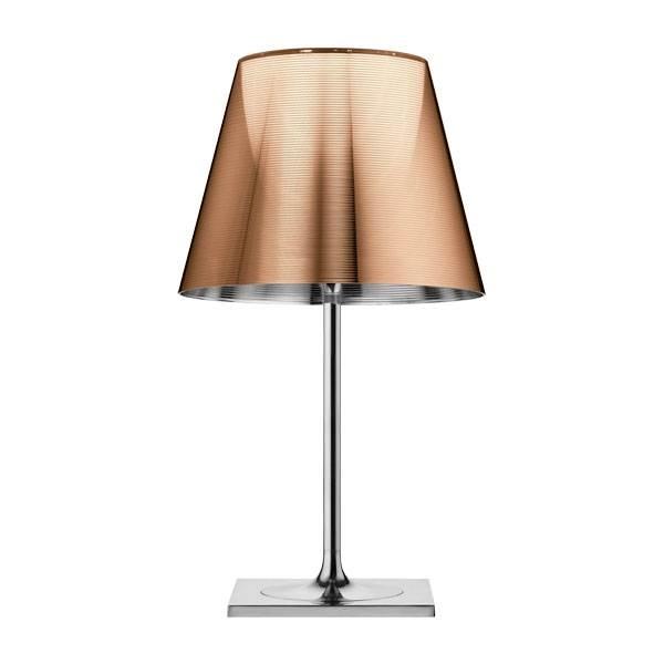 Ktribe T2 bordlampe, bronze