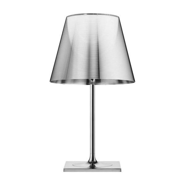 Ktribe T2 bordlampe, silver