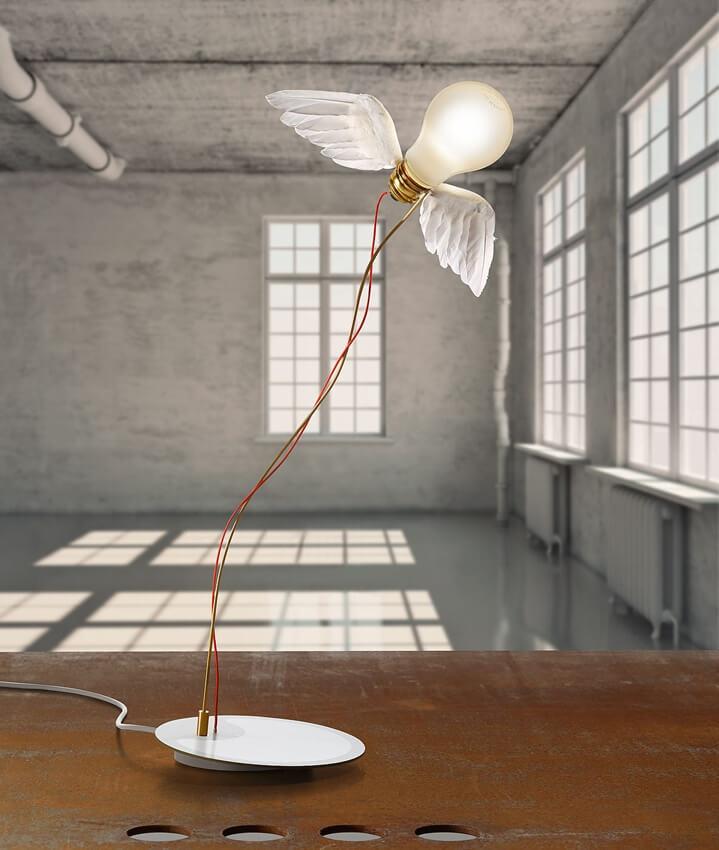 Lucellino LED TRI-R bordlampe