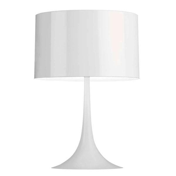Spun Light T1 bordlampe, hvid
